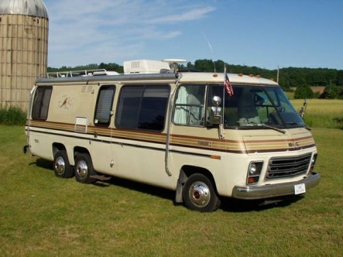 1978 Gmc Eleganza Ii 26ft Motorhome For Sale In Northport