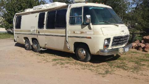 1976 Gmc Eleganza Motorhome For Sale In Odessa Texas