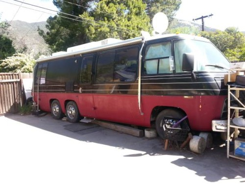 1976 Gmc 26ft Motorhome For Sale In Inland Empire California