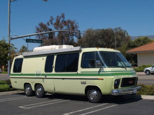 Craigslist Royal Palm Beach: 1977 GMC PalmBeach 26FT Motorhome For Sale In Ojai, California