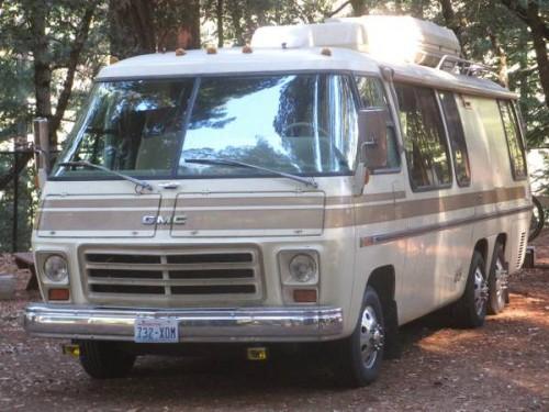 1975 Gmc Eleganza 26ft Motorhome For Sale In Spokane
