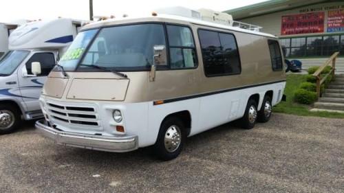 1977 GMC 24 Foot Motorhome For Sale in Dothan, Alabama