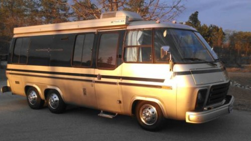 Gmc Columbia Sc >> 1974 Gmc 23ft Motorhome For Sale In West Columbia South