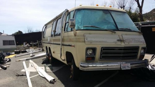 1975 GMC 26FT Motorhome For Sale in Inland Empire, California