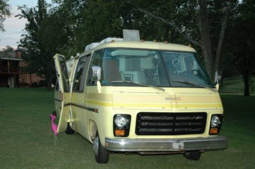 1973 Gmc Canyon Lands 28ft Motorhome For Sale In Gallatin