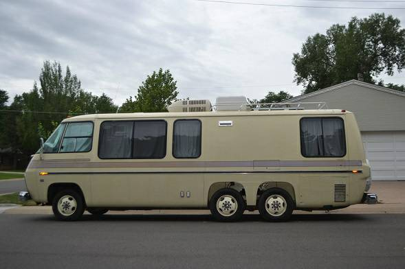 Craigslist Mohave County Az >> 1976 Gmc Eleganza Ii 26ft Motorhome For Sale In Mohave County Arizona