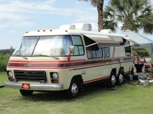 1977 GMC Kingsley 26FT Motorhome For Sale in Bushnell, Florida