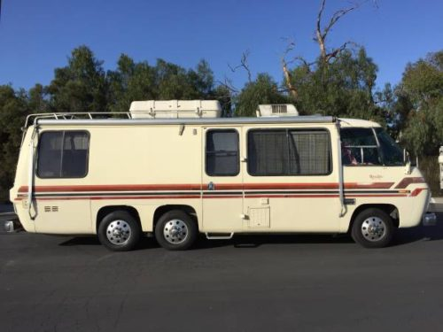 Rv Trader Bc >> 1978 GMC Royale 26FT Motorhome For Sale in Irvine, California