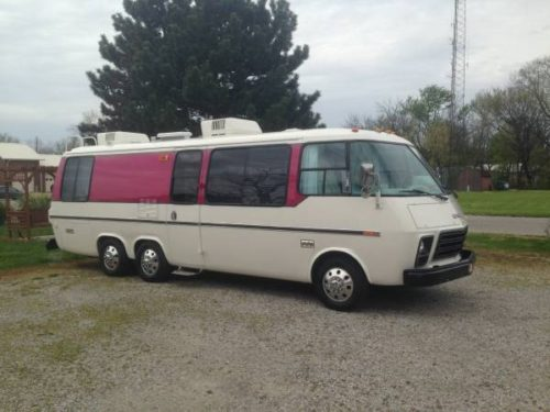 1975 Gmc Glenbrook 26ft Motorhome For Sale In Evansville