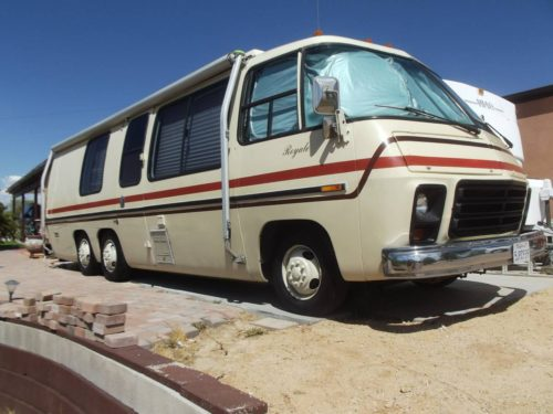 1978 Gmc Royale 26ft Motorhome For Sale In Tucson Arizona
