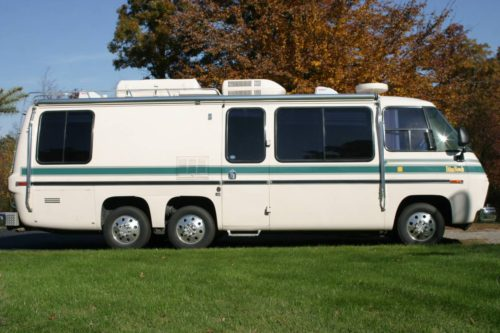 1976 Gmc Palm Beach 26ft Motorhome For Sale In Cape Cod