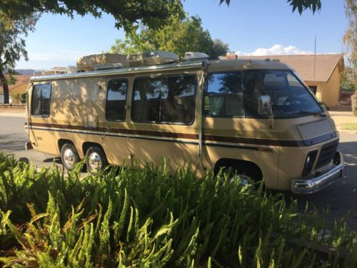 1974 GMC Eleganza 26FT Motorhome For Sale in Simi Valley ...