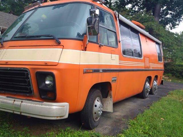 Gmc Motorhome For Sale >> 1973 Gmc Motorhome 23ft For Sale By Owner In Falls Church Virginia