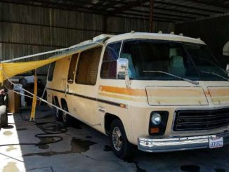 1973 Gmc Glacier 26ft Motorhome For Sale In Missoula Montana