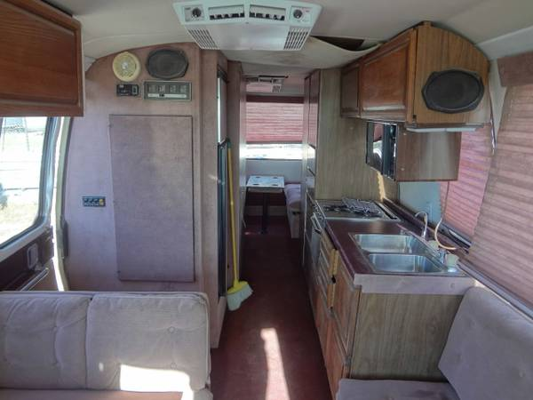 1977 GMC RV 26FT Motorhome For Sale in Las Cruces, New Mexico